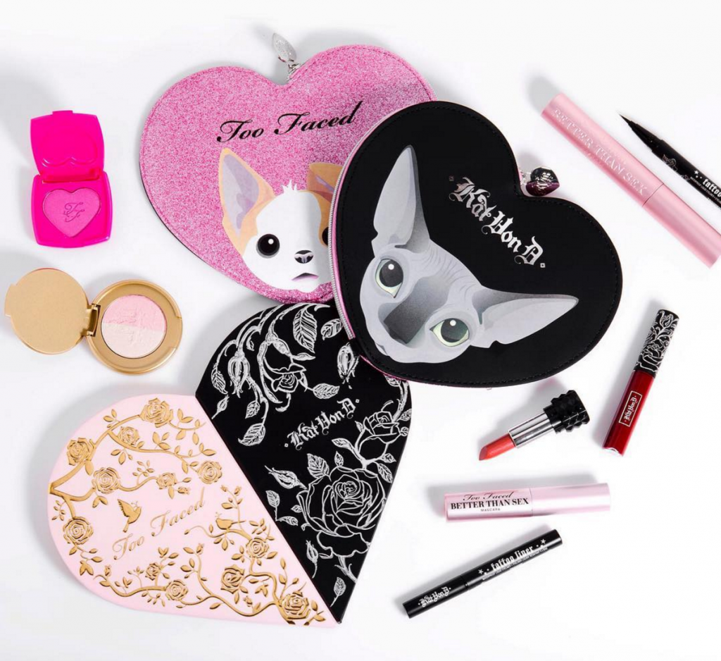 Too Faced And Kat Von D Better Together Your Must Have